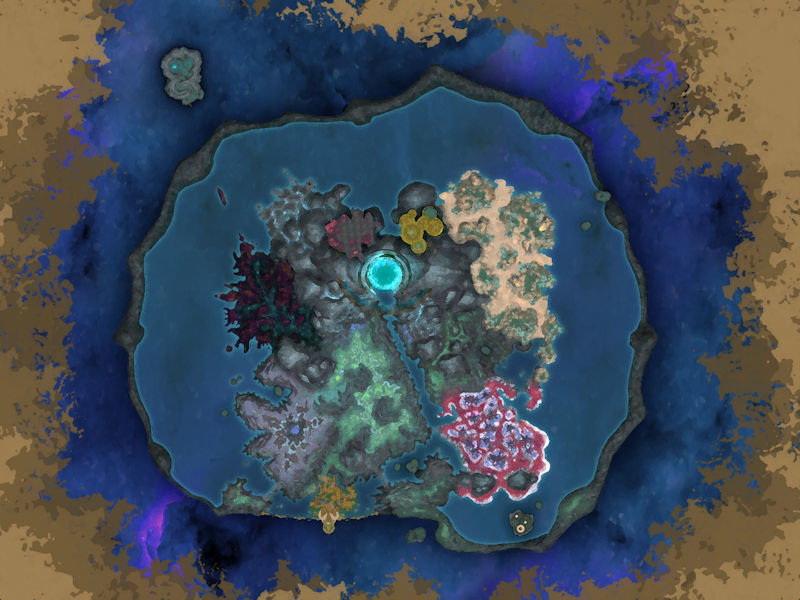 EQ2MAP - Plane of Magic